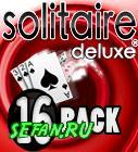 Solitaire Deluxe: 16 Pack (8 кБ)