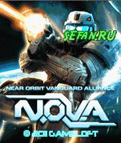 Near Orbit Vanguard Alliance (N.O.V.A.) (13 кБ)