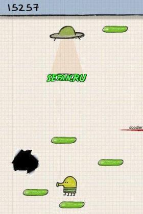 Doodle Jump на Андроид - Игры на Андроид, скачать